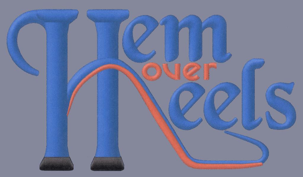 Hem Over Heels logo