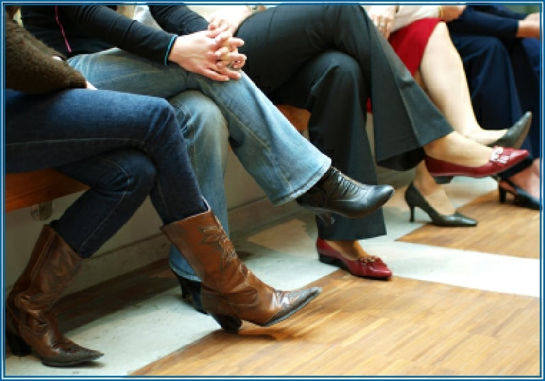 Pnats, shoes and boots Hem Over Heels