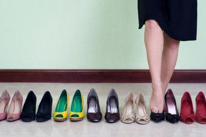 Hem Over Heels shoe lineup moving featured image