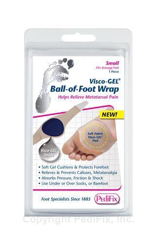 a975c9c0c3 PediFix Visco-GEL® Ball-of-Foot Wrap (#P1295) | Hem Over Heels ...
