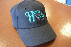 Hem Over Heels baseball cap
