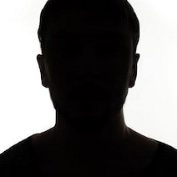 Man silhouette 3