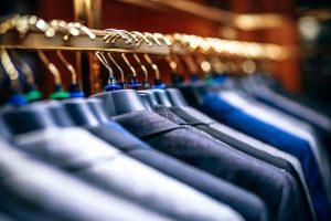 Men's suit jackets