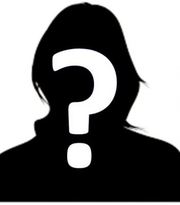 Mystery lady silhouette